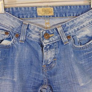 BKE Denim Jeans med wash